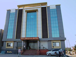 The Dwarika Hotel Dwarka